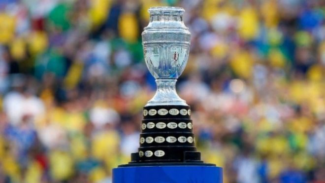 Conmebol informó que la Copa América no se jugará en la Argentina